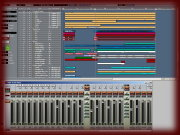Cubase - Arrangement